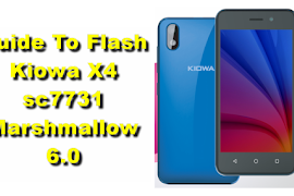 Guide To Flash Kiowa A5 MT6737M Nougat 7 0 Tested Method Using Free