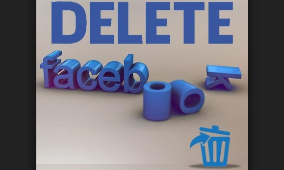 Delete old facebook account and start new one