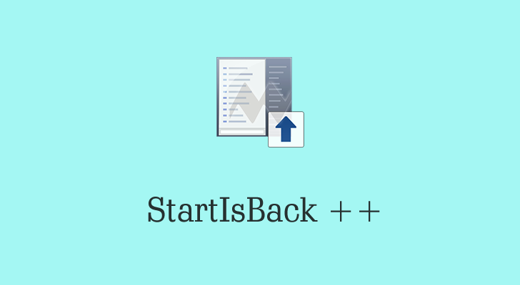 startisback plus setup crack