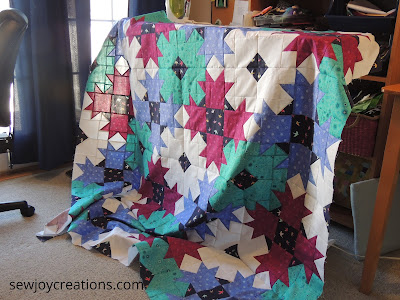 Dazzle Quilt Sew Joy Creations