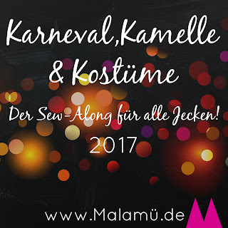 Karnevals Sew Along 2017