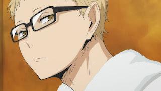 ハイキュー!! アニメ 2期14話 月島蛍 ツッキー   HAIKYU!! Season 2 Episode 14