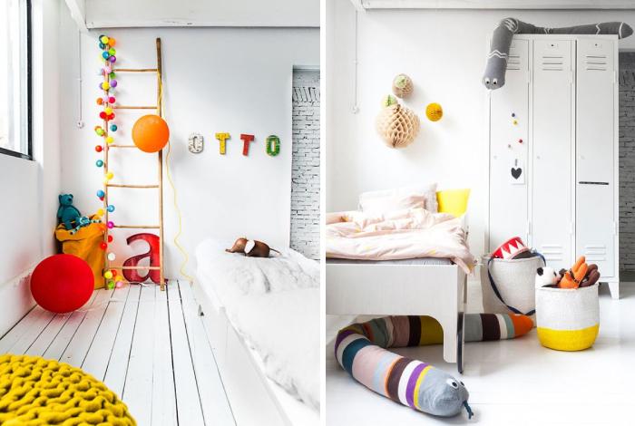 Camerette per bambini colorate e super creative blog di arredamento e interni dettagli home - Camerette colorate per bambini ...