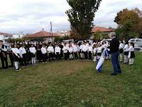 Συμμετοχή των χορευτικών του Λεχόβου και του I.P.A. Φλώρινας στο φεστιβάλ Προχώματος Χαλκηδόνας