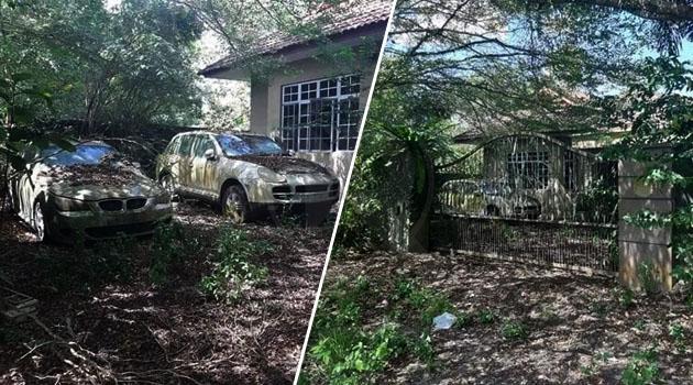 '..dalam bisnes jangan ada tangan ketiga' - Viral rumah terbiar dengan kereta mewah, jiran kongsi kisah disebaliknya