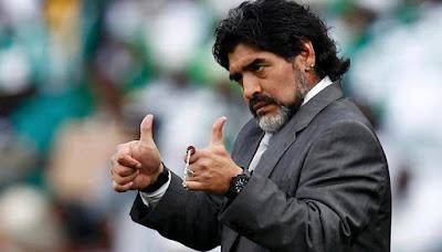 Maradona atau Cannavaro akan Latih Persidafon?