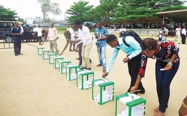 INEC staffs undergo training on Election Monitoring ahead of 2019
