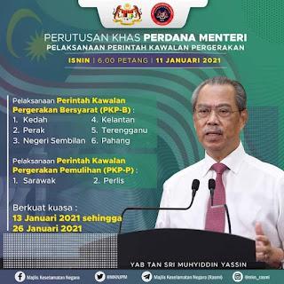 PKP 2.0 2021 | Bukan salah sesiapa...