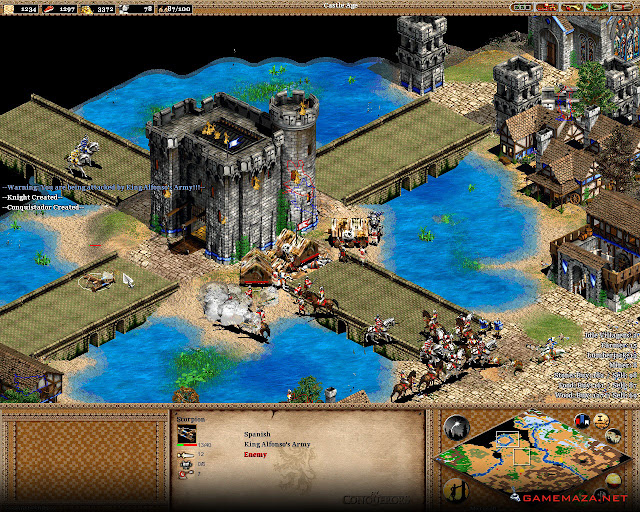 Age of Empires II The Conquerors Gameplay Screenshot 3