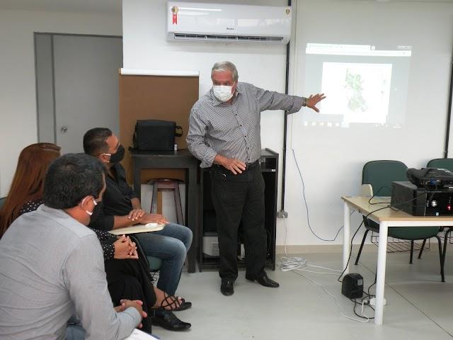 Preservação do RVS Gurjaú é foco de trabalho conjunto entre o Iterpe e a CPRH