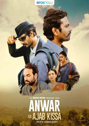 Anwar Ka Ajab Kissa 2020 Hindi HDRip 720p