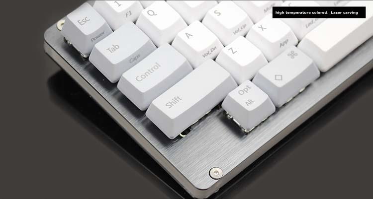 Altkey: Custom HHKB layout gh60 mechanical keyboard