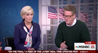 Brzezinski: We All Think Hillary Won Debate, But I Wouldn't Be Surprised If Trump's Poll Numbers Go Up