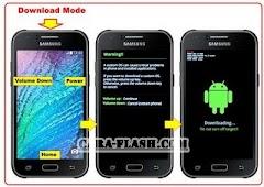Cara Flash Samsung Menggunakan ODIN Terbaru