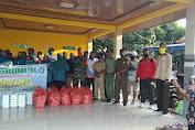 Nasi Bungkus di Sebut Dari Dana Desa, Kades Pasirtanjung :  Hoax dan Gagal Faham