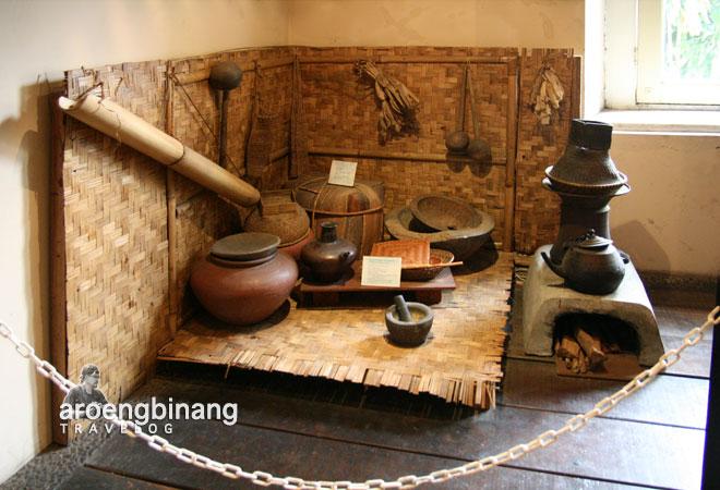 dapur tradisional museum fatahillah jakarta