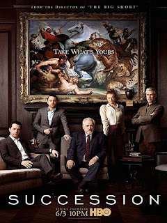 Succession Temporada 2 audio latino capitulo 1