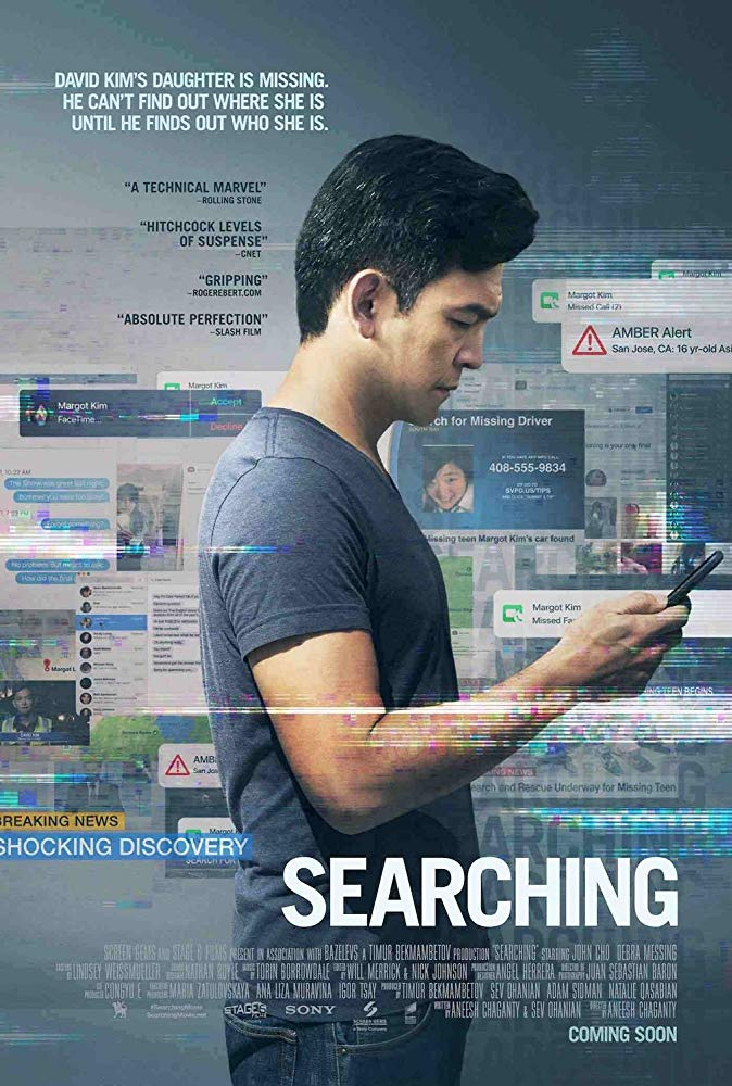 Review Filem Searching
