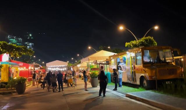 IL Corso Food Park Across SRP Cebu