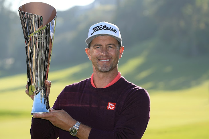 Adam Scott Wins The Genesis Invitational
