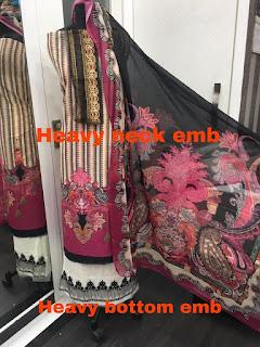 Araaish vol 2 Lawn Pakistani Suits wholesaler