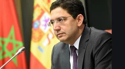 بوريطة  يهدد اسبانيا و يتساءل: لماذا غض الطرف عن فظائع غالي؟ و أين هي عدالتكم؟
