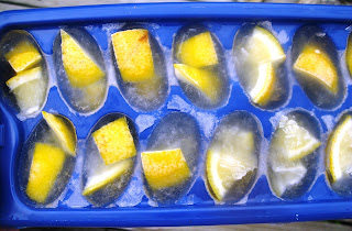 Ways to use ice cube trays