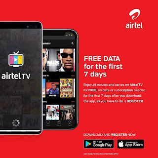 How to Stream Movies Unlimitely For a Week on Airtel TV Application Without Data