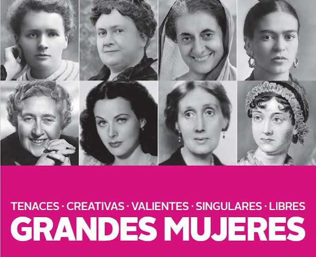 RBA Coleccionables: Grandes Mujeres