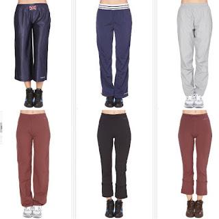 pantalones mujer Reebok
