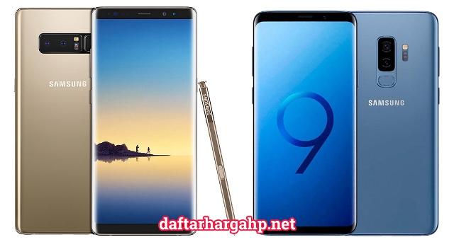 Daftar Harga Hp Samsung Galaxy Bulan Desember 2018