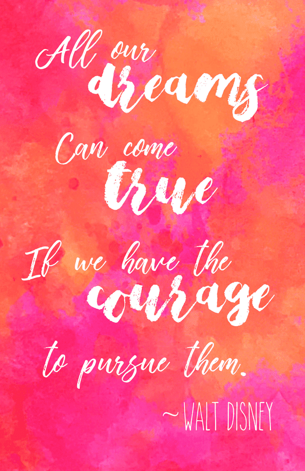 image of inspirationalq quote planner printable