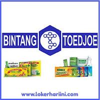 Loker PT Bintang Toedjoe 2021
