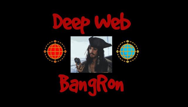 Penjelasan Tentang Siapa Pembuat Deep Web by Bangron Info