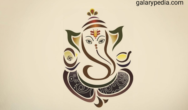 Beautiful ganesh drawing