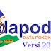 Tips Dapodik 2018 untuk Pembenahan Validasi Sekolah, NUPTK, validasi pusat, sarpras, cut off bos dan npp atau nomor pokok perpustakaan