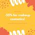 Piękny początek sezonu -55% rabatu na kosmetyki kolorowe dla uczestników Klubu Rossmann