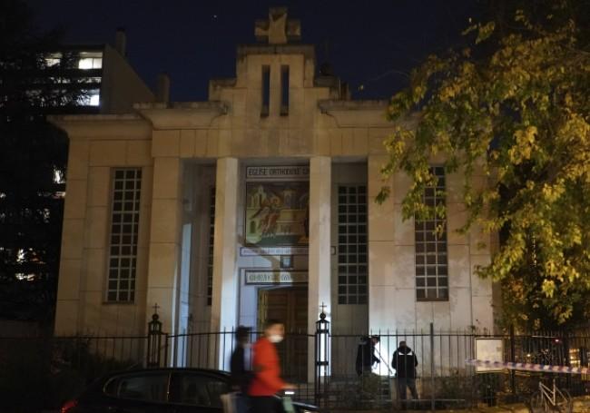 Lyon : Prêtre orthodoxe blessé par balle près d'une église, un suspect arrêté dans un kebab