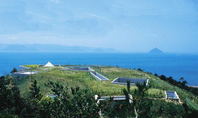 建築家が作った、日本のステキな美術館6選 地中美術館 安藤忠雄