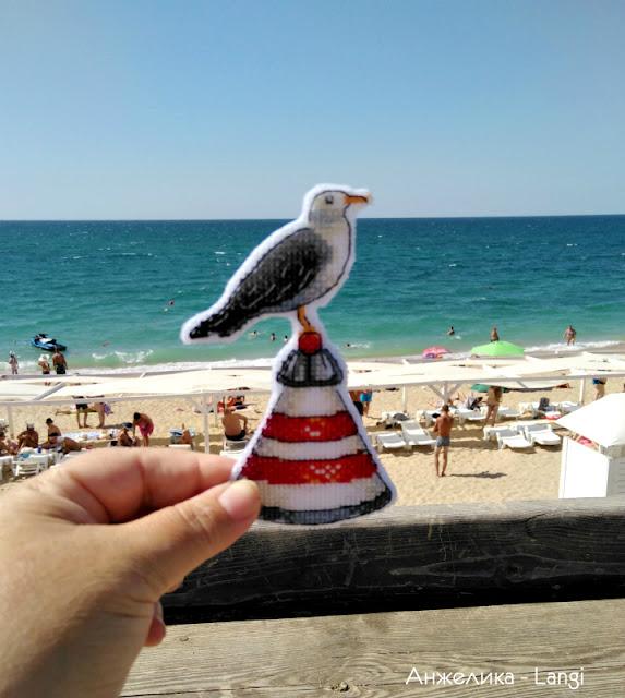 Шум океана от Жар - птицы