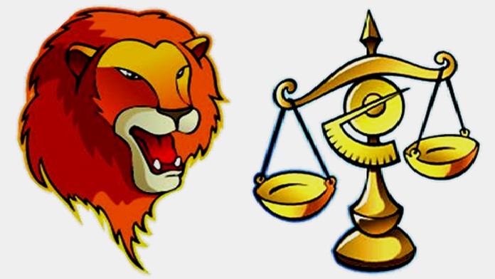 Compatibilità tra Leone e Bilancia in amore