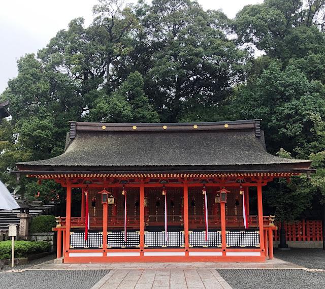 sanctuaire Fushimi Inari Kyoto