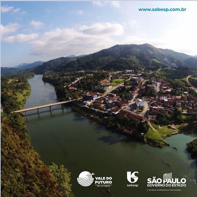 Sabesp ampliará o fornecimento de água em três bairros de Iporanga