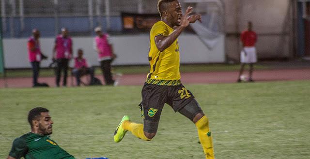 Jamaica derrotó a la selección de futbol de Guyana Francesa para avanzar a la final de la Copa del Caribe 2017