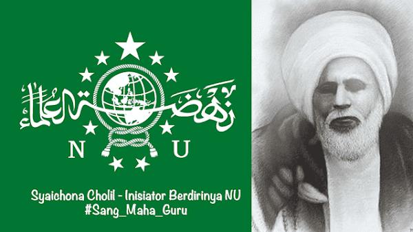 Silsilah Nasab Syaikhona Kholil Bangkalan Madura