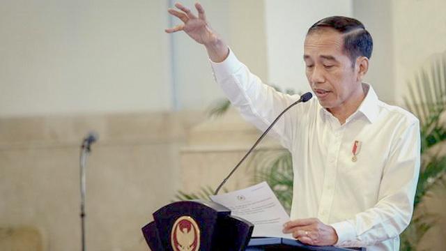 182 Juta Warga Indonesia Wajib Divaksin, Jokowi: Tidak Boleh Ada yang Menolak