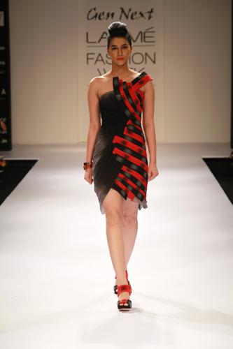Lakme Fashion Week Designer Asa Kazingmei Independent Fashion