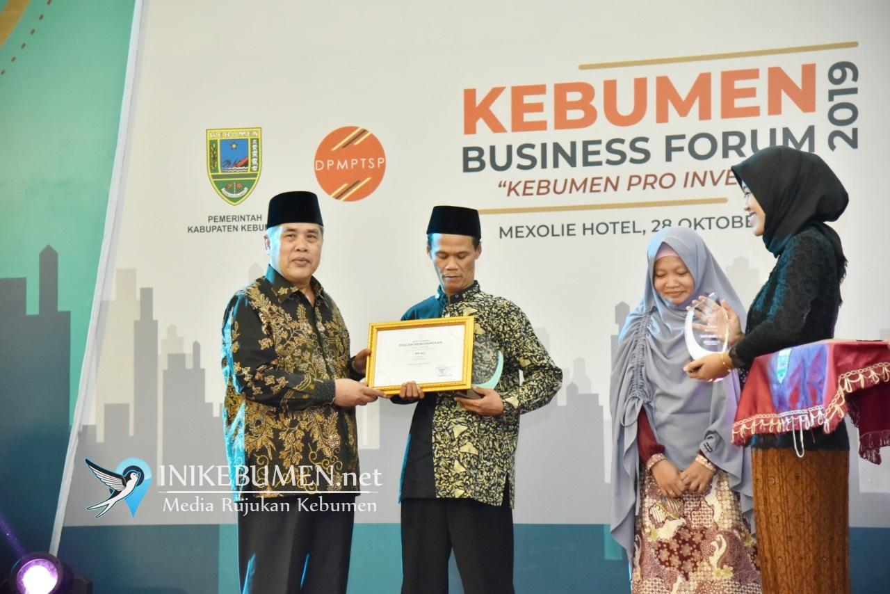 PKU Muhammadiyah Gombong Dinobatkan jadi Perusahaan Terbaik KBF 2019