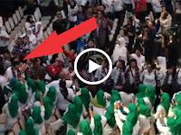 Astaghfirullah, Thola'al Badru 'Alaina Digunakan Untuk Menyambut Penista Agama [Video]