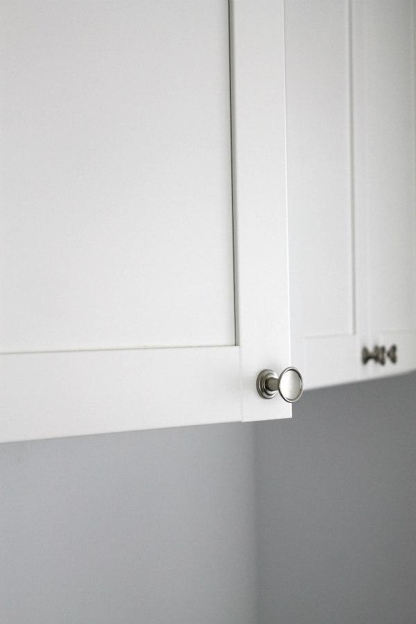 Laundry Room Cabinet Hardware | ChippaSunshine